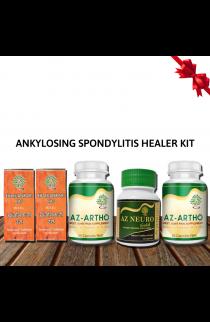 Ankylosing Spondylitis Healer Kit