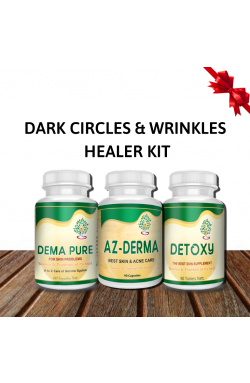 Dark Circles & Wrinkles Healer Kit