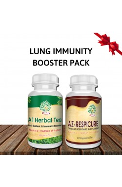 Lung Immunity Booster Pack