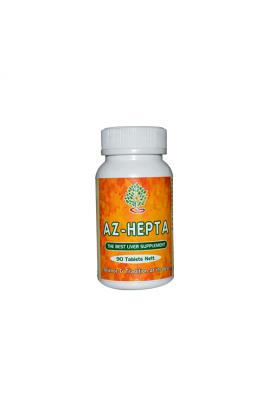 AZ-Hepta 90 capsules