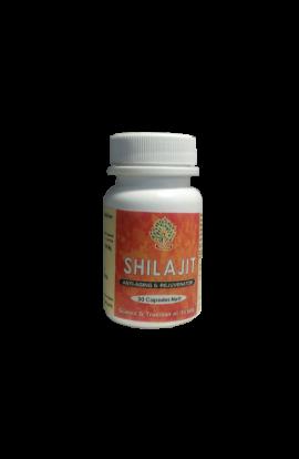 Shilajeet 30 capsules