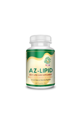 AZ-Lipid 60 capsules
