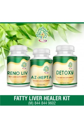 Fatty Liver Healer Kit