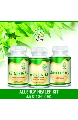 Allergy Healer Kit