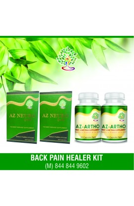 Back Pain Healer Kit