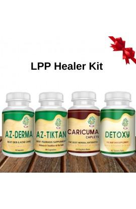 LPP (Lichen Planus Pigmentosus) Healer kit