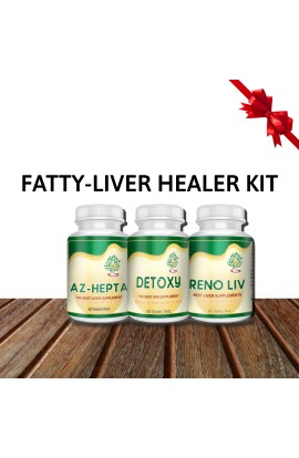 Fatty-Liver Healer Kit