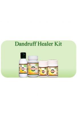 Dandruff Healer Kit