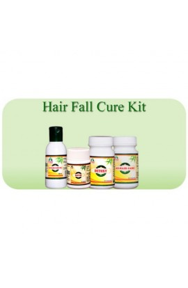 Hair Fall cure Kit