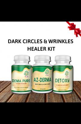 Dark Circles & Wrinkles Healer Kit