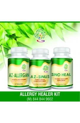 Allergy Healer Kit