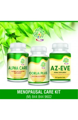 Menopausal care kit