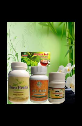 Diabetes Healer Kit