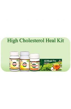 High Cholesterol Heal Kit