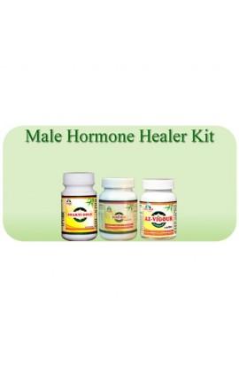 Male Hormone Healer Kit