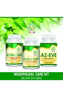 Menopausal care kit