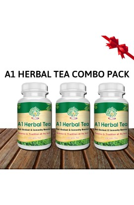 A1 Herbal Tea - Immunity Booster Tea Pack Of 3