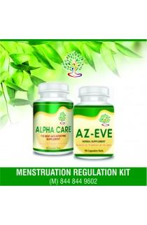 Menstruation Regulation kit