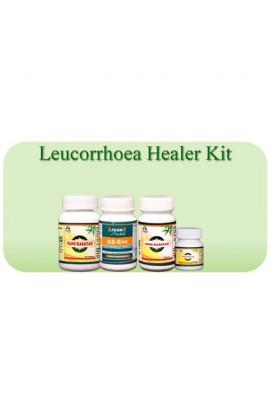 Leucorrhoea Healer Kit | Aryanzherbal.com