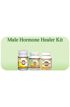 Male Hormone Healer Kit