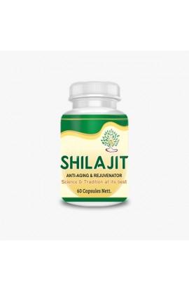 Shilajeet 60 capsules | aryanzherbal.com